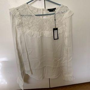 NWT Virgo blouse